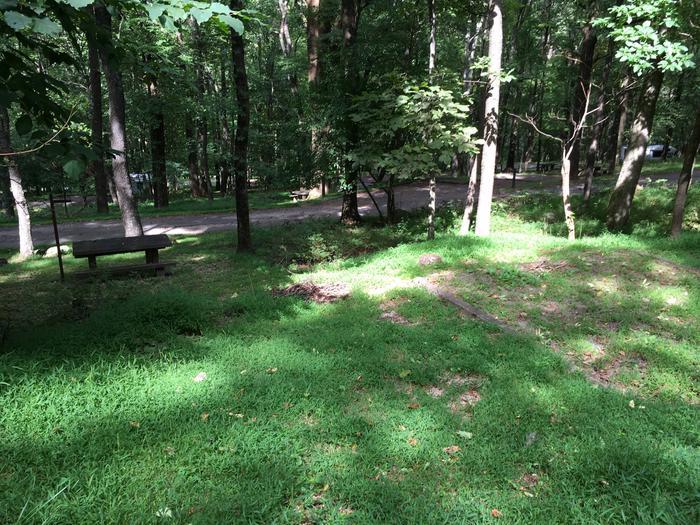 B Loop Site 2 - Tent Nonelectric