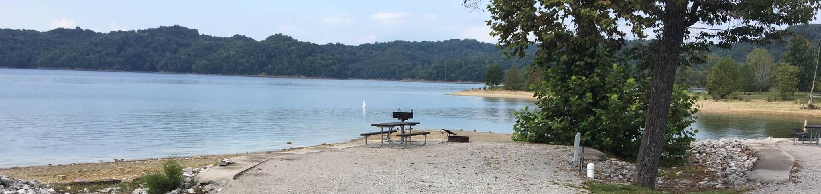 LILLYDALE CAMPGROUND SITE # 50