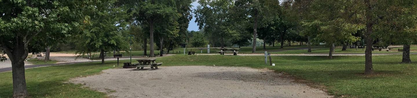 LILLYDALE CAMPGROUND SITE # 51