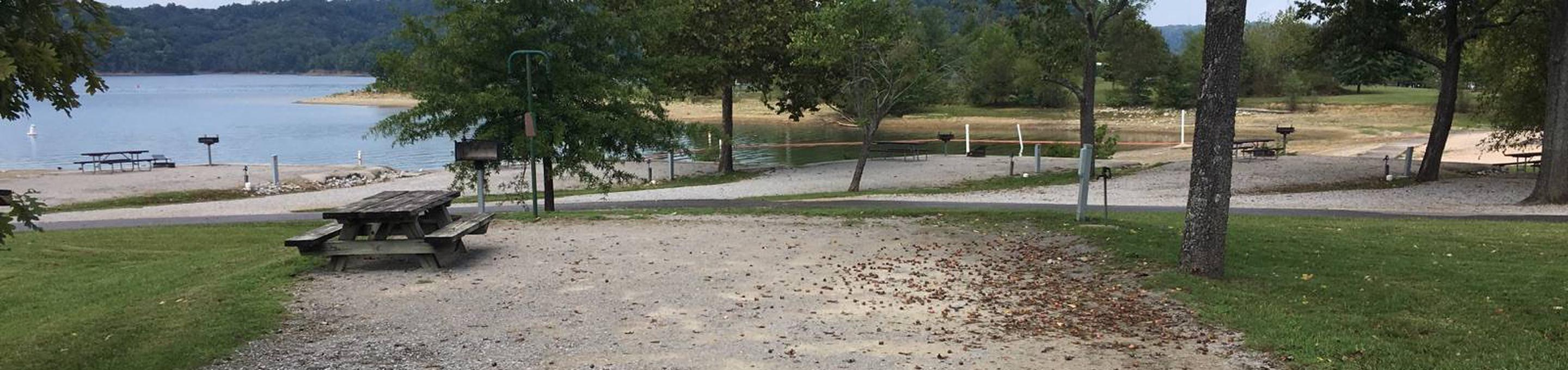 LILLYDALE CAMPGROUND SITE # 75