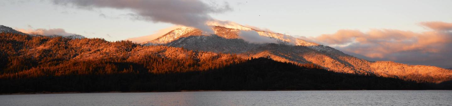 Whiskeytown Sunrise