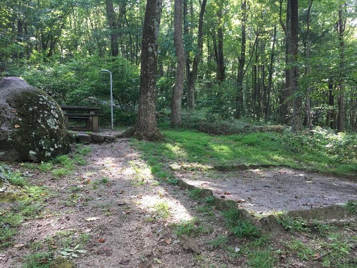 B Loop Site 3 - Tent Nonelectric