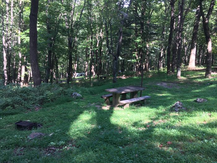 B Loop Site 5 - Tent Nonelectric
