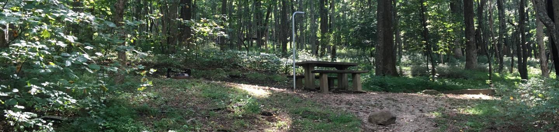 B Loop Site 10 - Tent Nonelectric