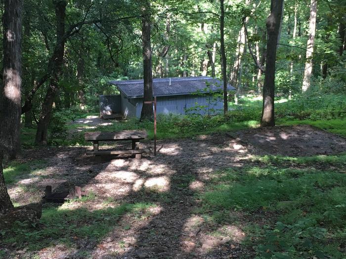 B Loop Site 15 - Tent Nonelectric