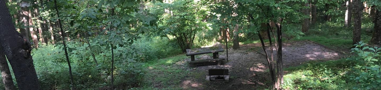 B Loop Site 27 - Tent Nonelectric