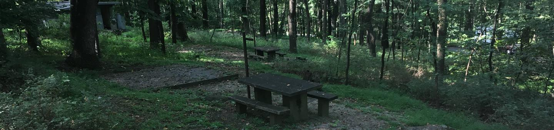 B Loop Site 34 - Tent Nonelectric