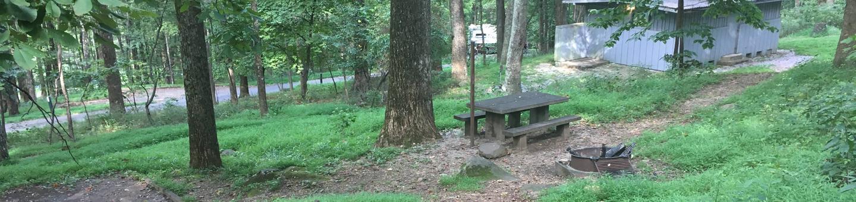 B Loop Site 41 - Tent Nonelectric