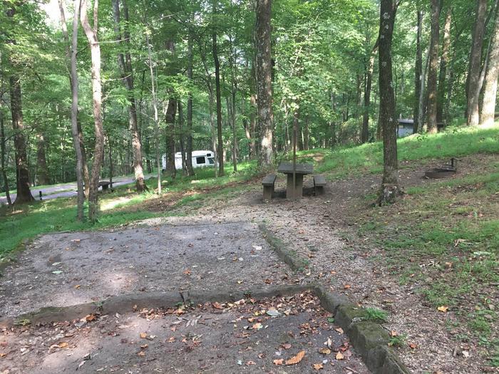 B Loop Site 44 - Tent Nonelectric