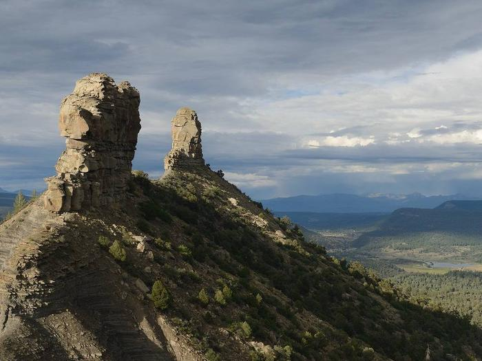 Preview photo of Chimney Rock National Monument