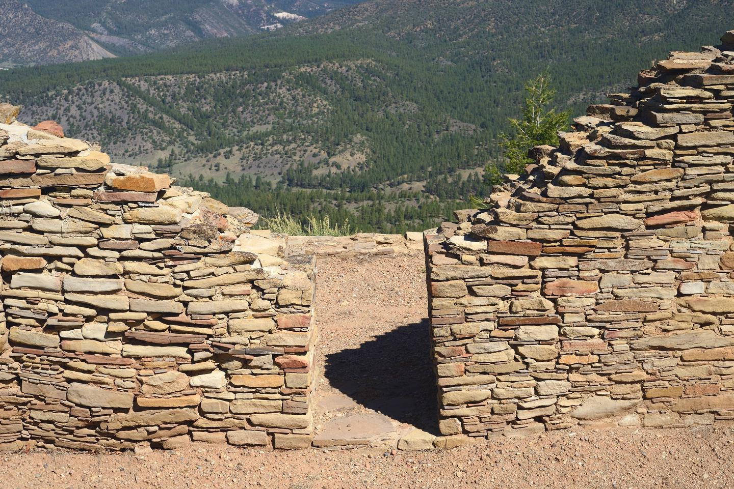 Chimney Rock covers seven square miles and preserves 200 ancient homes and ceremonial buildings, some of which have been excavated for viewing and explorationTrained volunteer interpretive guides will bring this beautiful site to life so you can visualize what it might have been like to live here 1,000 years ago.