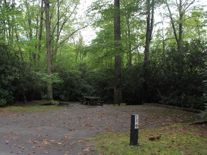 Loop F Site 30 - RV Only