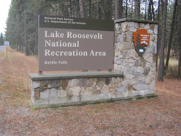 Kettle Falls CG at Lake Roosevelt National Recreation AreaKettle Falls Campground