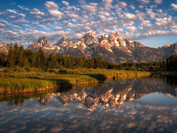 Preview photo of Grand Teton National Park - Backcountry Permits