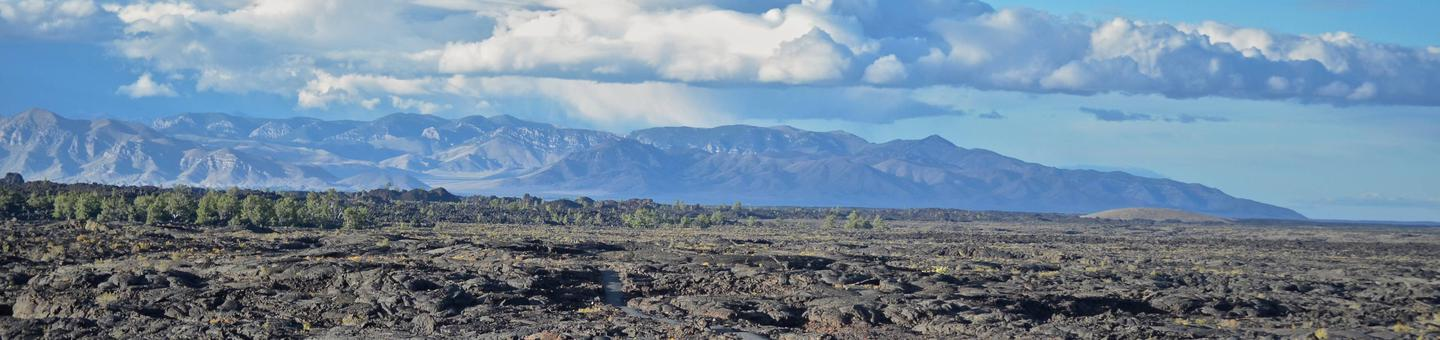 Craters of the Moon National Monument & Preserve