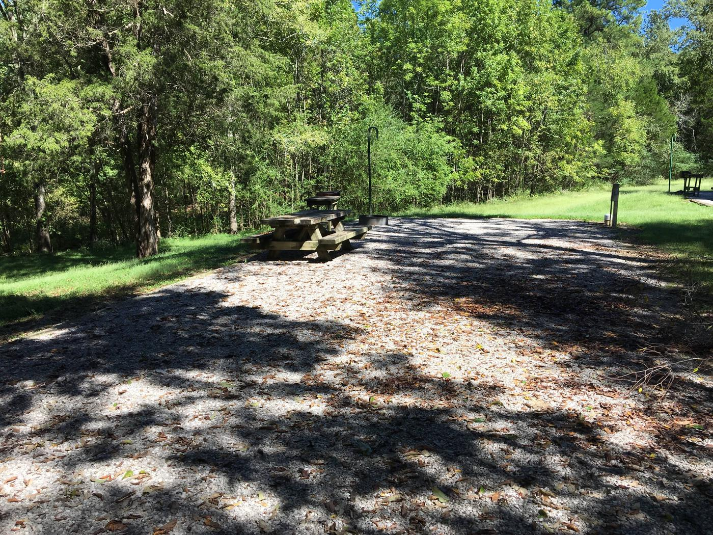 WILLOW GROVE CAMPGROUND SITE # 12
