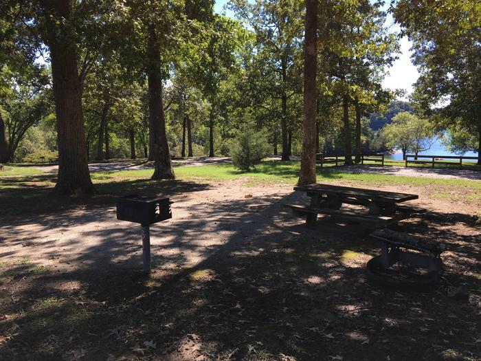 WILLOW GROVE CAMPGROUND SITE #61