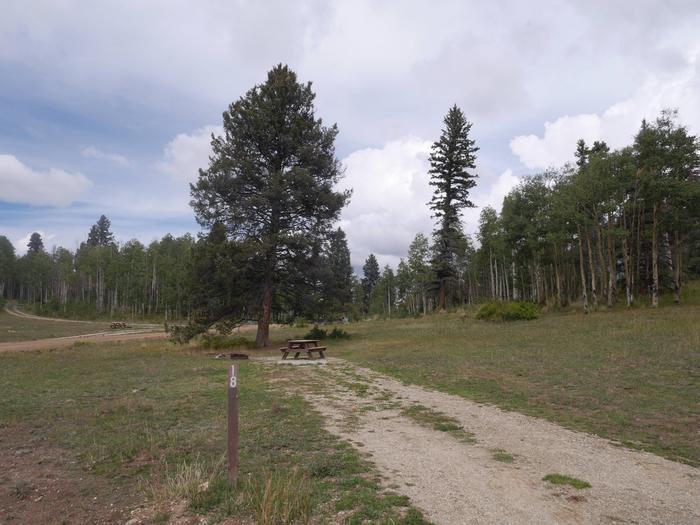 Campsite #18