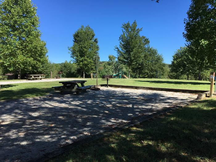 WILLOW GROVE CAMPGROUND SITE #82 SHADEWILLOW GROVE CAMPGROUND SITE #82