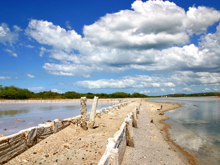 Cabo Rojo National Wildlife RefugeSalt Flats at Cabo Rojo National Wildlife Refuge