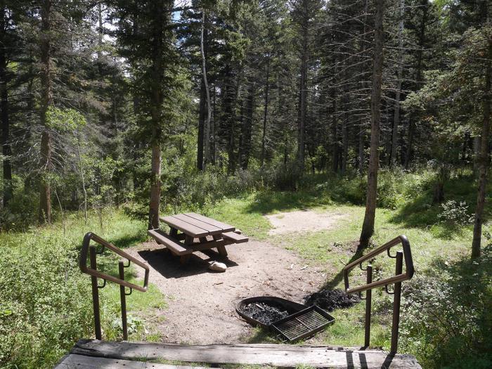 Campsite #34