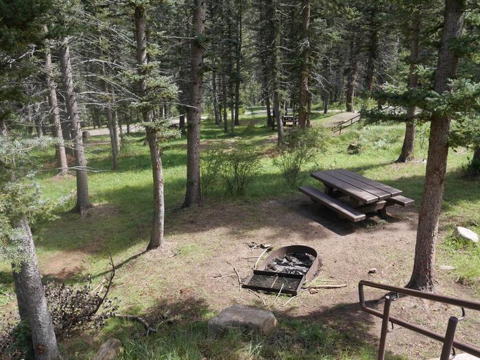 Campsite #39