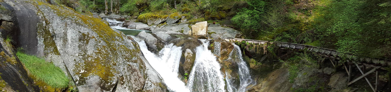 Fiddle CreekFiddle Creek, near Cal-Ida