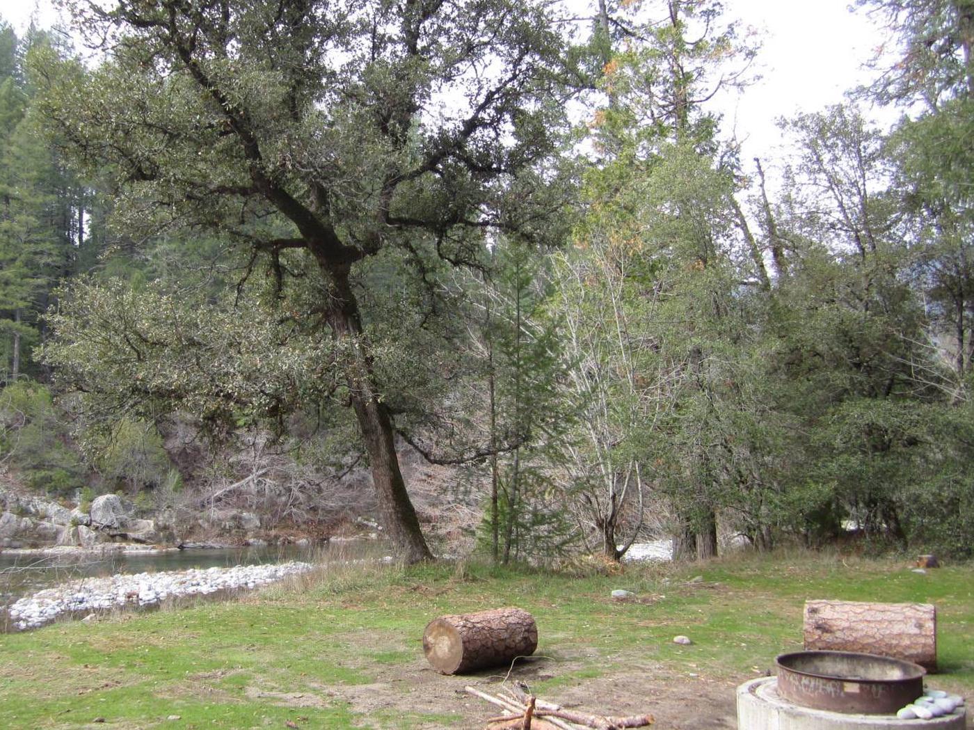 Indian Valley CampgroundIndian Valley Campground, North Fork Yuba River