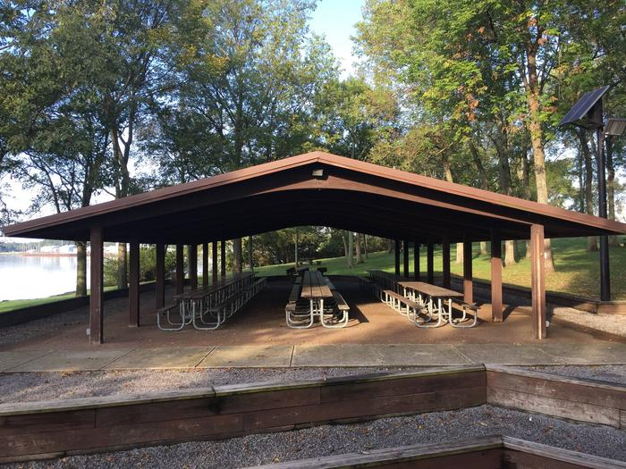 Rockland Recreation Area Shelter 2B- Electric