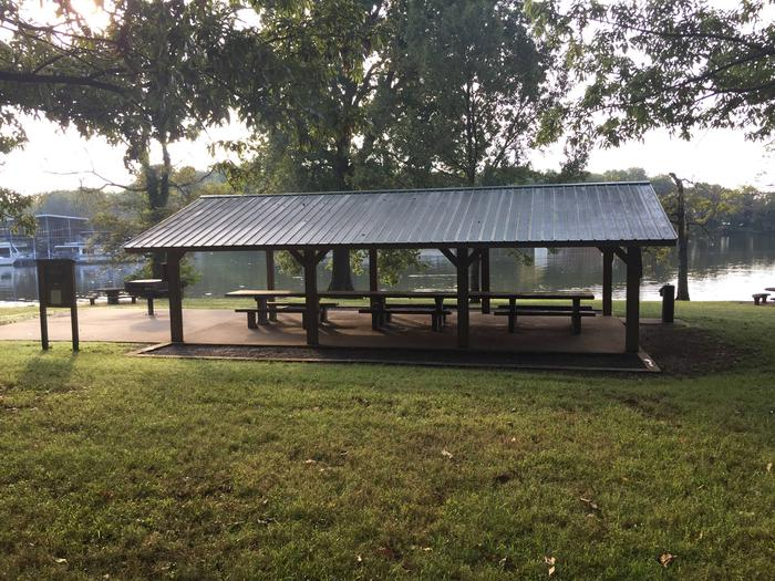 Rockland Recreation Area Shelter 3