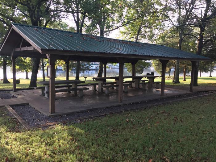Rockland Recreation Area Shelter 4