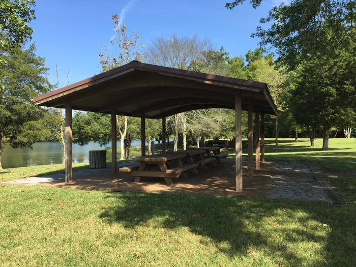 Lone Branch Recreation Area Shelter 1