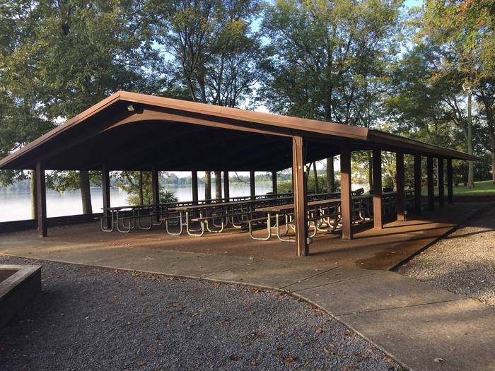 ROCKLAND RECREATION AREA SHELTER 2B
