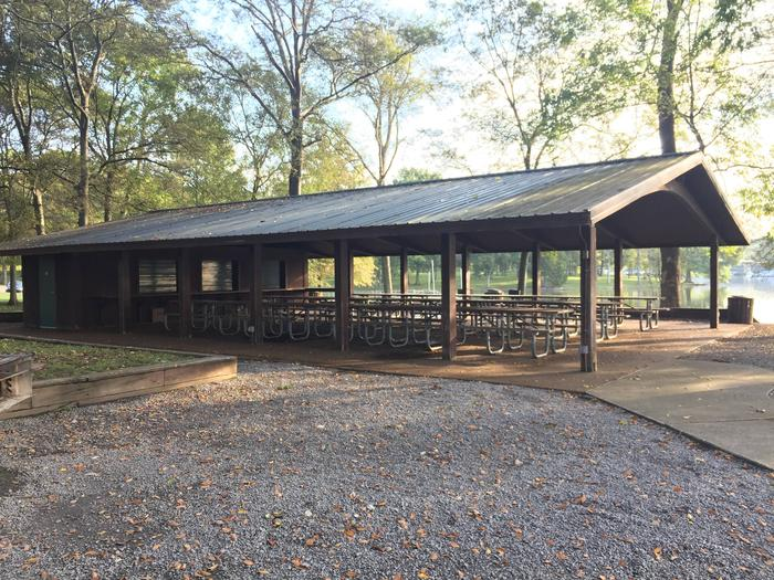 ROCKLAND RECREATION AREA SHELTER 2A