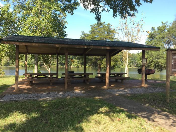 LONE BRANCH RECREATION AREA- SHELTER 1