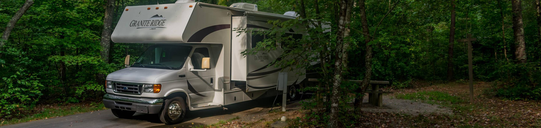 Lake Powhatan #43 CampsiteLake Powhatan Lakeside #43