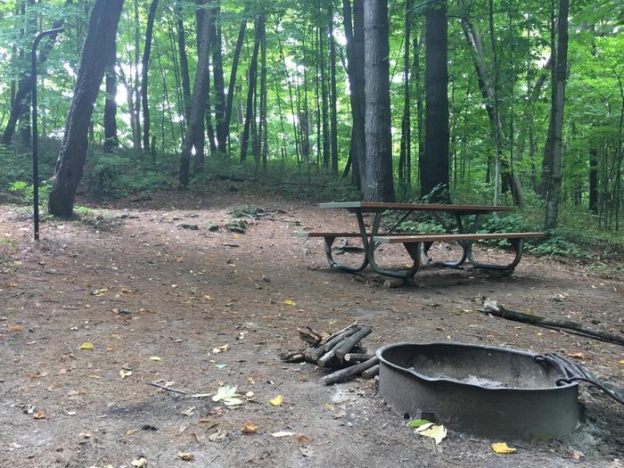 Tent site D