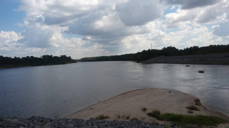 Arkansas RiverIsland