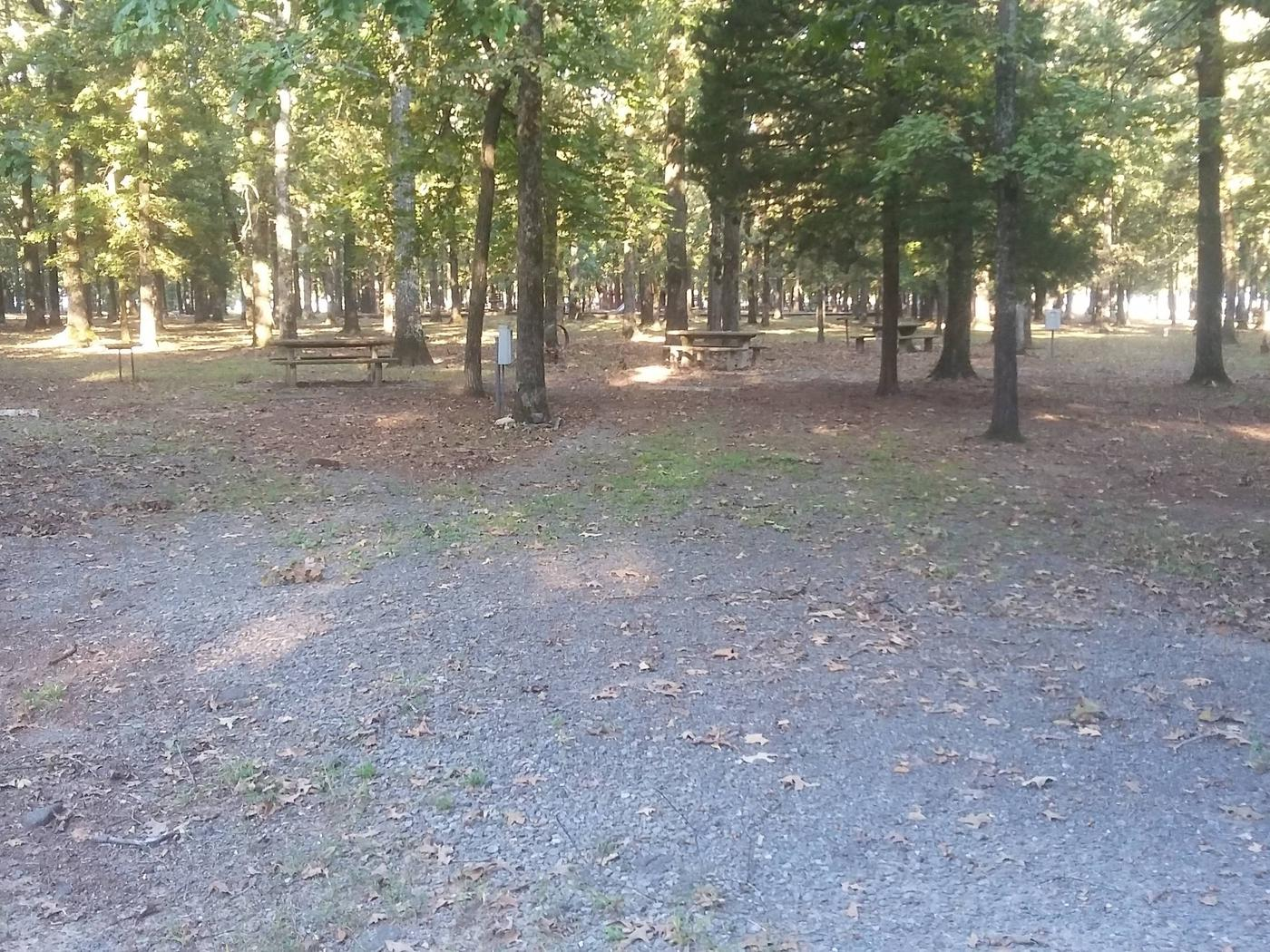 100 yards to Shower/Restroom. 500 Yards to Lake Merrisach Access.B-2