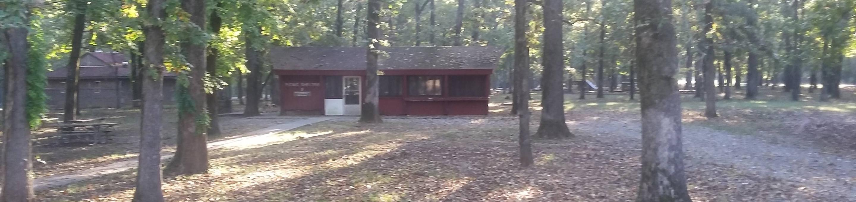 Group Shelter 1 With ElectricGroup Shelter 1