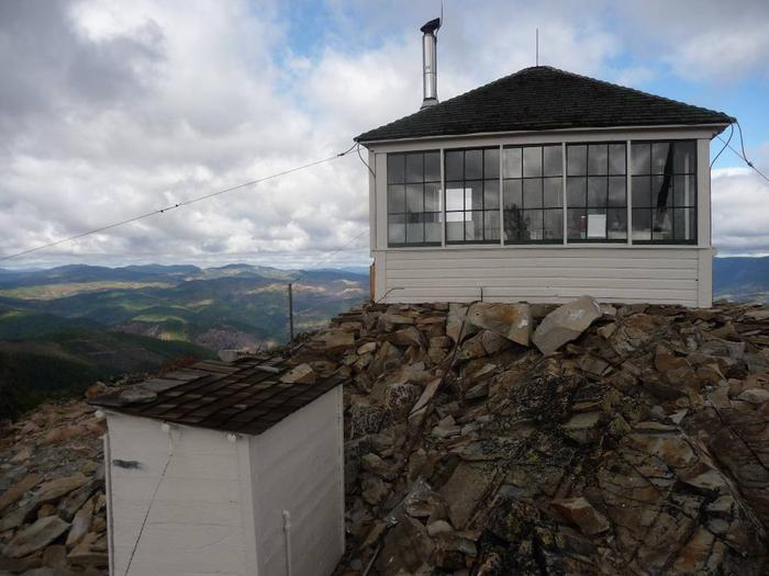Preview photo of West Fork Butte Lookout