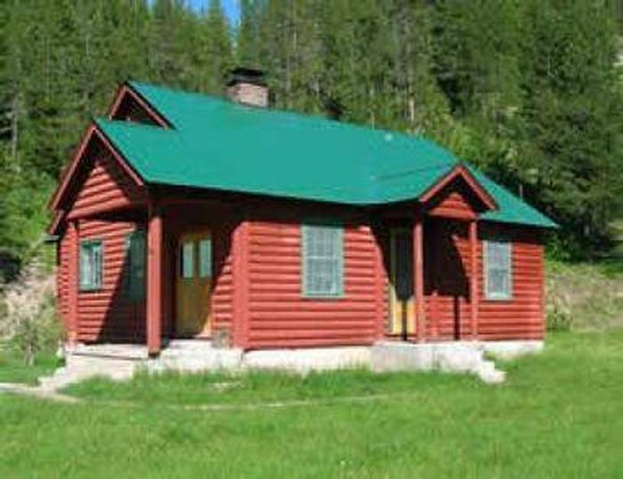 Preview photo of Warm River Cabin