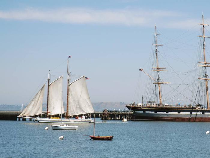 Preview photo of San Francisco Maritime National Historic Park Tours
