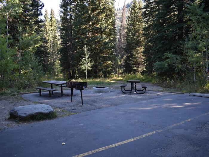 Site 11Spruces, Big Cottonwood Canyon