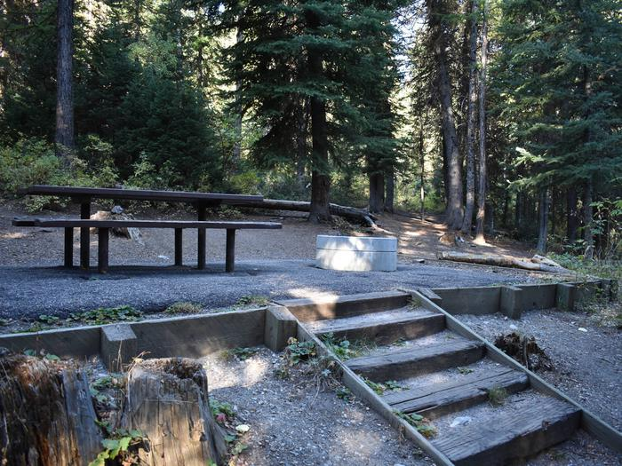 Site 12Spruces, Big Cottonwood Canyon