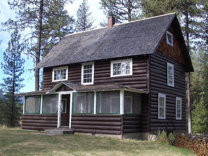 Old Condon Cabin
