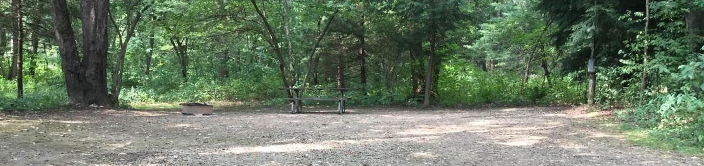 Buckaloons Recreation Area: Campsite 34
