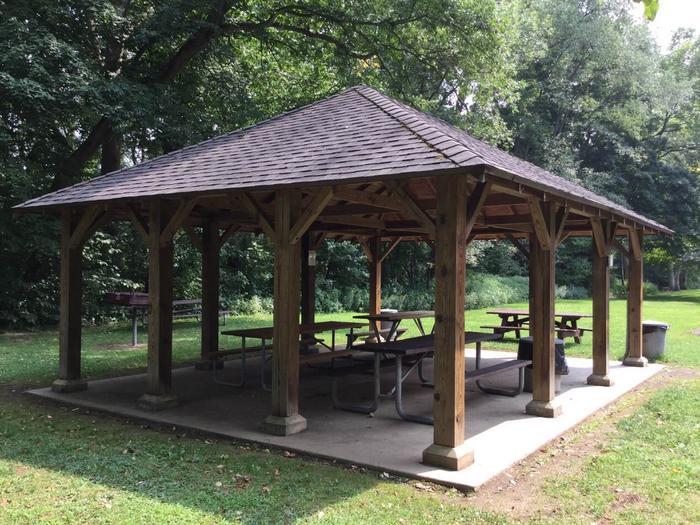 Buckaloons Pavilion