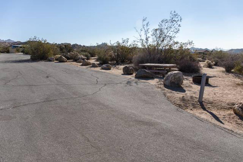 Cottonwood site B-3 Parking SpotBeautiful views
