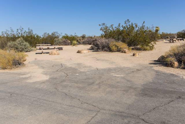 Cottonwood site B-10 Parking SpotBeautiful views